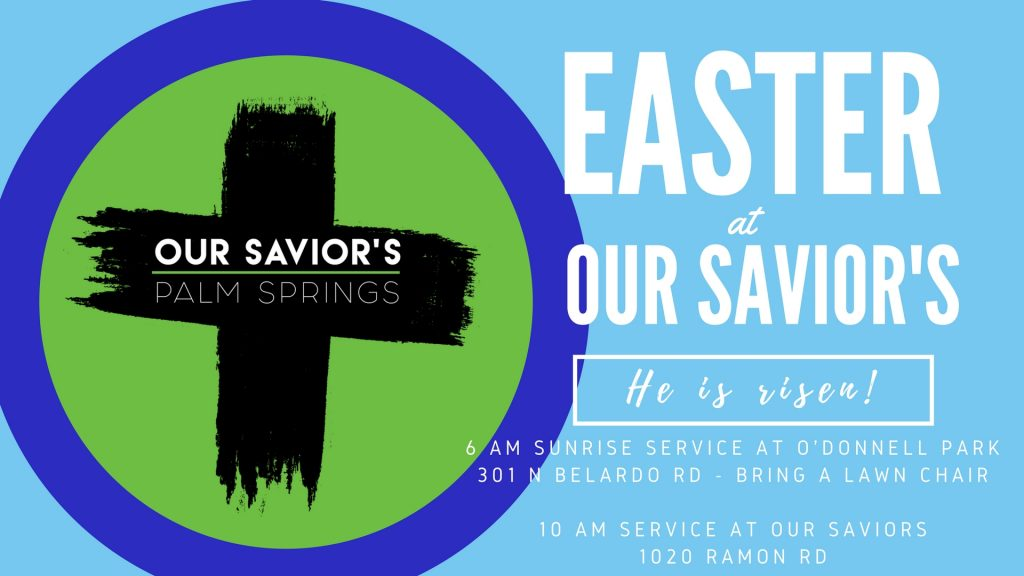 easter at our saviors WEBGRAPHIC